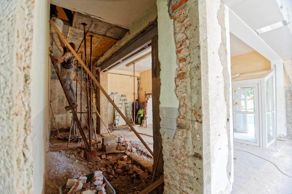 Umbau, Zubau, Neubau, Baufirma Bimoba Bau Wien